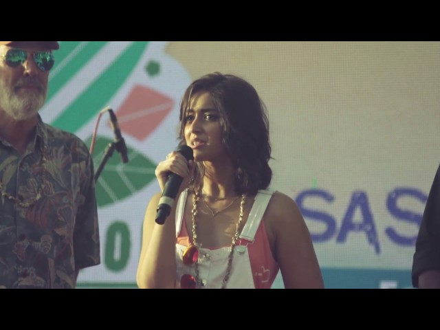 All Cargo Indian Open of Surfing 2016   Closing Ceremony