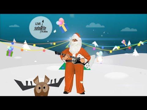 Santa Trump Xmas Rock Party - Live / Chat