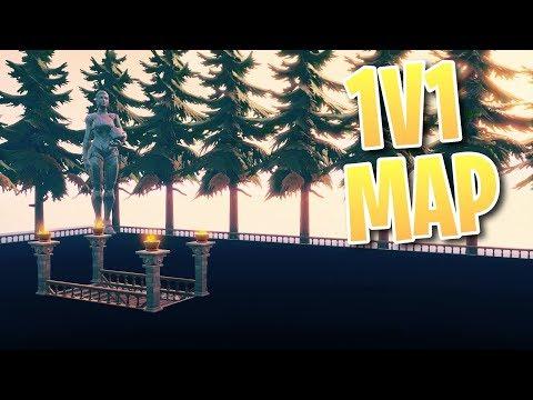 Best Fortnite Creative 1v1 Maps - Season 9 1v1 Map Code