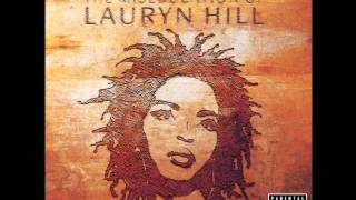 Lauryn Hill-Doo Wop (That Thing) (Explicit Lyrics)