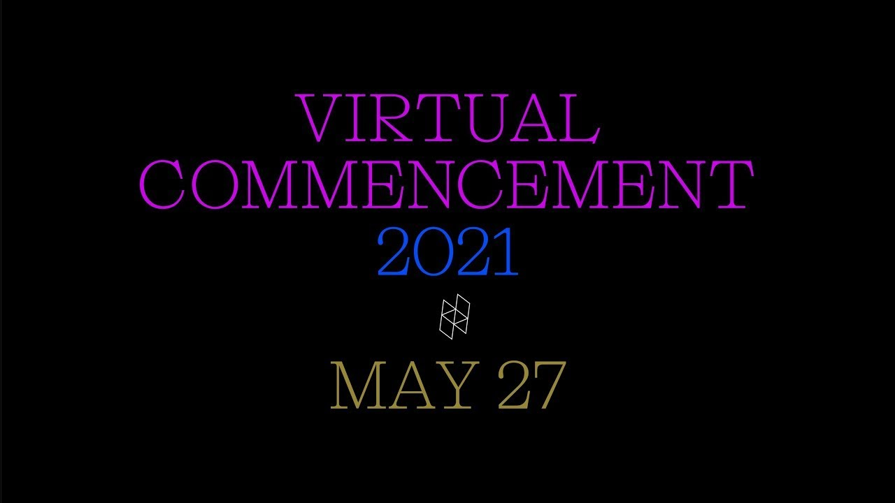 Harvard GSD Virtual Commencement 2021
