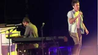 """fun. - """"Why Am I the One"""" (Live in San Diego 8-15-12)"""