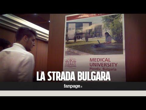 Studiare medicina in Bulgaria, test d'ingresso a Napoli:
