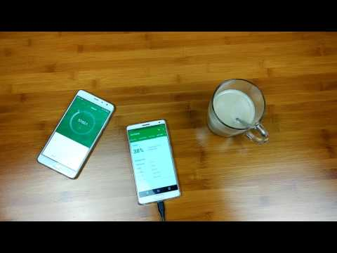 ZUK Edge Charging Test