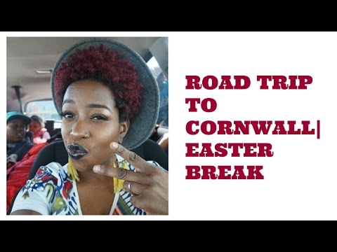 Road Trip Vlog  Only Black people in Cornwall  UK   TB  Water Sports