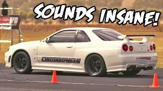The World's Most PERFECT R34 GTR! (Sequential, 1000hp, Unbelievably Fast)