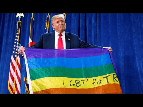 Shock? Trump Will Keep Obama Order Protecting LGBTQ Employees