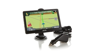 "Magellan RoadMate 7"" GPS w/Lifetime Map/Traffic Updates"