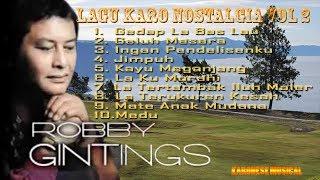 Download lagu Lagu Karo Nostalgia Robby Ginting Vol 2