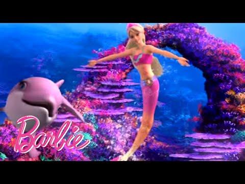 Fran ais bande annonce barbie et le secret des sir nes 2 youtube - Barbie sirene ...