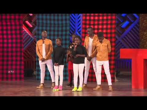 Dance Performance | Triplets Ghetto Kids thumbnail