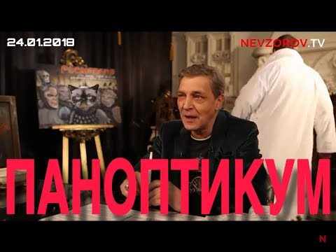 "Паноптикум на канале ""Дождь""  из студии  Nevzorov.tv"