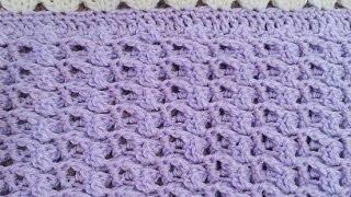Crochet Precious Angel Baby Blanket Set Diy Tutorial