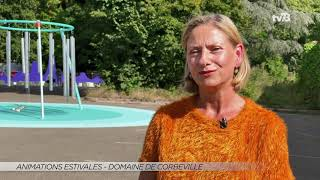 Yvelines | Les animations estivales du Domaine de Corbeville