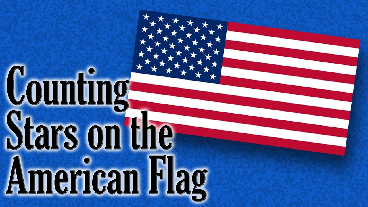 Uncategorized History Of The American Flag For Kids counting stars on the american flag game for children youtube