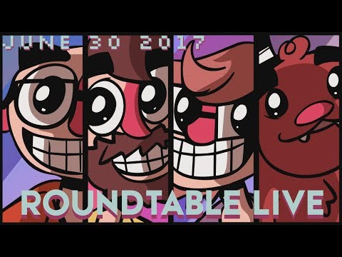 Roundtable Live! - 6/30/2017 (Ep.92) [Twitch Affiliates]