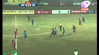 Nepal Vs Maldives Bangabhandu Gold Cup Highlights