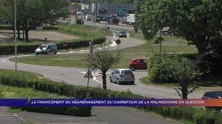Yvelines | Le financement du réaménagement du carrefour de la Malmedonne en question