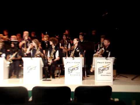 Fruit Cove Middle School Jazz Ensemble - Chamelion