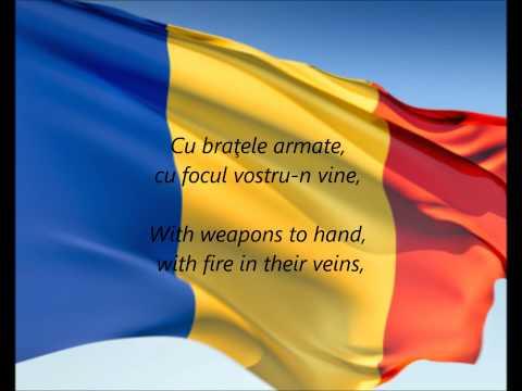 Romanian National Anthem -