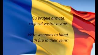 "Romanian National Anthem - &quotDesteapta-te Romane"" (ROEN)"