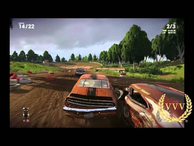 Next Car Game Early Access Alpha Gravel Race gameplay
