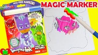 PJ Masks Imagine Ink Magic Marker with Surprises