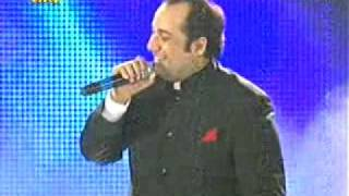 Rahat Fatah Ali Live Tere Mast Mast On P...