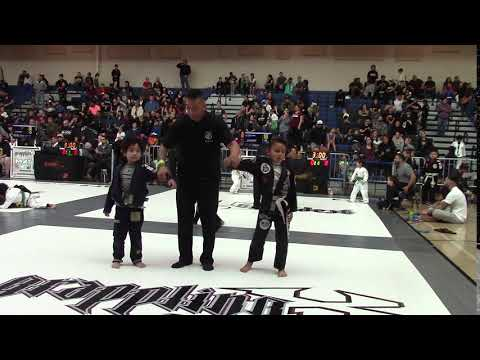 February 11th 2018 Sean Locklear Memorial San Diego Tournament Mat 6 Match 3 end