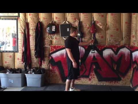 My Garage Gym - Boxing Club