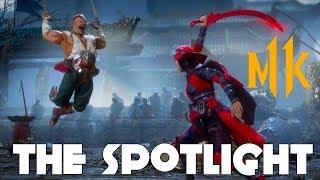 MK11 Spotlight - Sick Sets And Combos! (Erron Black, Johnny Cage, Sonya, Scorpion, Cassie, Kitana)