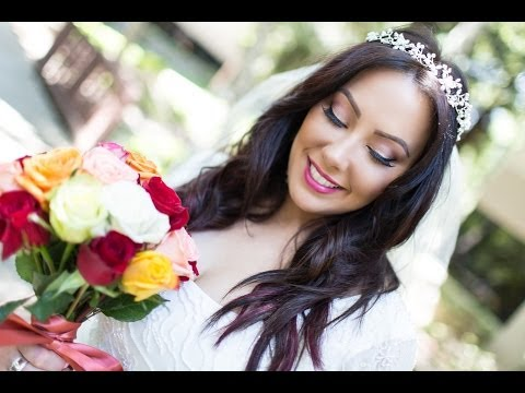 Modern and Fresh Bridal Makeup | Makeup Geek