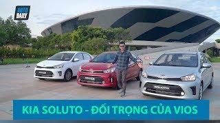 Kia Soluto giá từ 399 triệu ra mắt tại Việt Nam, thách thức Toyota Vios |Kia Soluto Price|