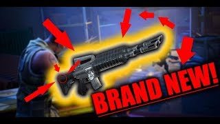 *NEW* DOUBLE BARREL ASSAULT RIFLE IN FORTNITE BATTLE ROYALE(110% real leaked information)