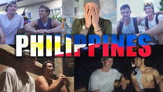 How a Country Brought us Foreigners to PHILIPPINES.. (Wil, Kyle, Finn, Daniel, Bret, Mike)