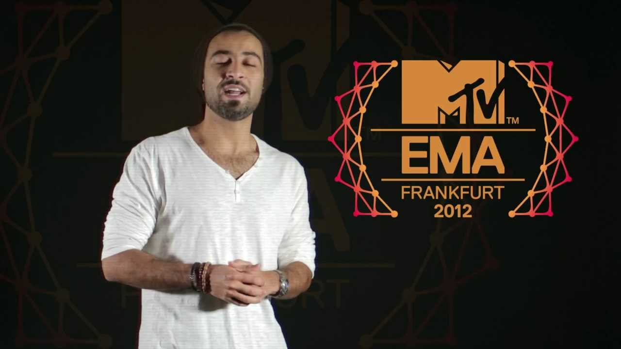 Vote for Qusai - 2012 MTV EUROPE MUSIC AWARDS
