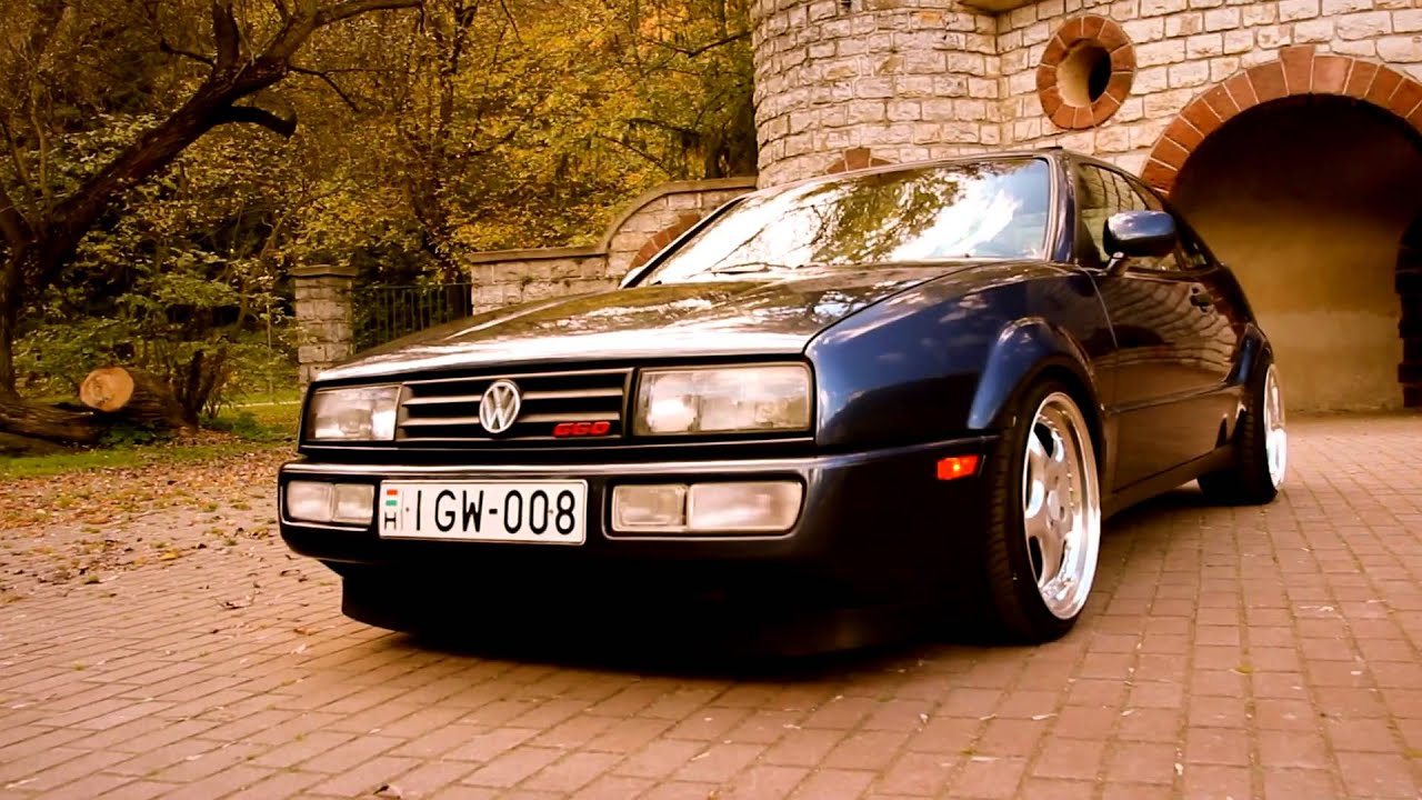 Vw Wallpaper Hd Volkswagen Corrado G60 Youtube