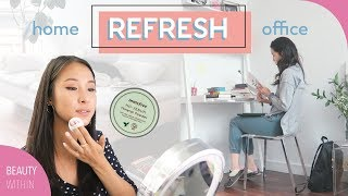 Midday Refresh & Reset Routine | Self-Care Tips