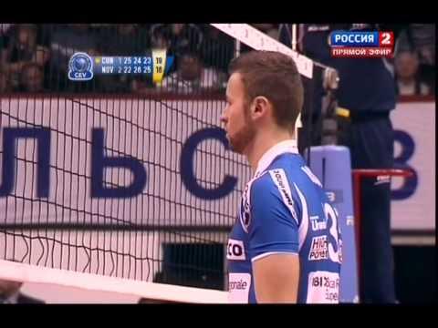 Cuneo - Novosibirsk 17.03.2013 Champions league final