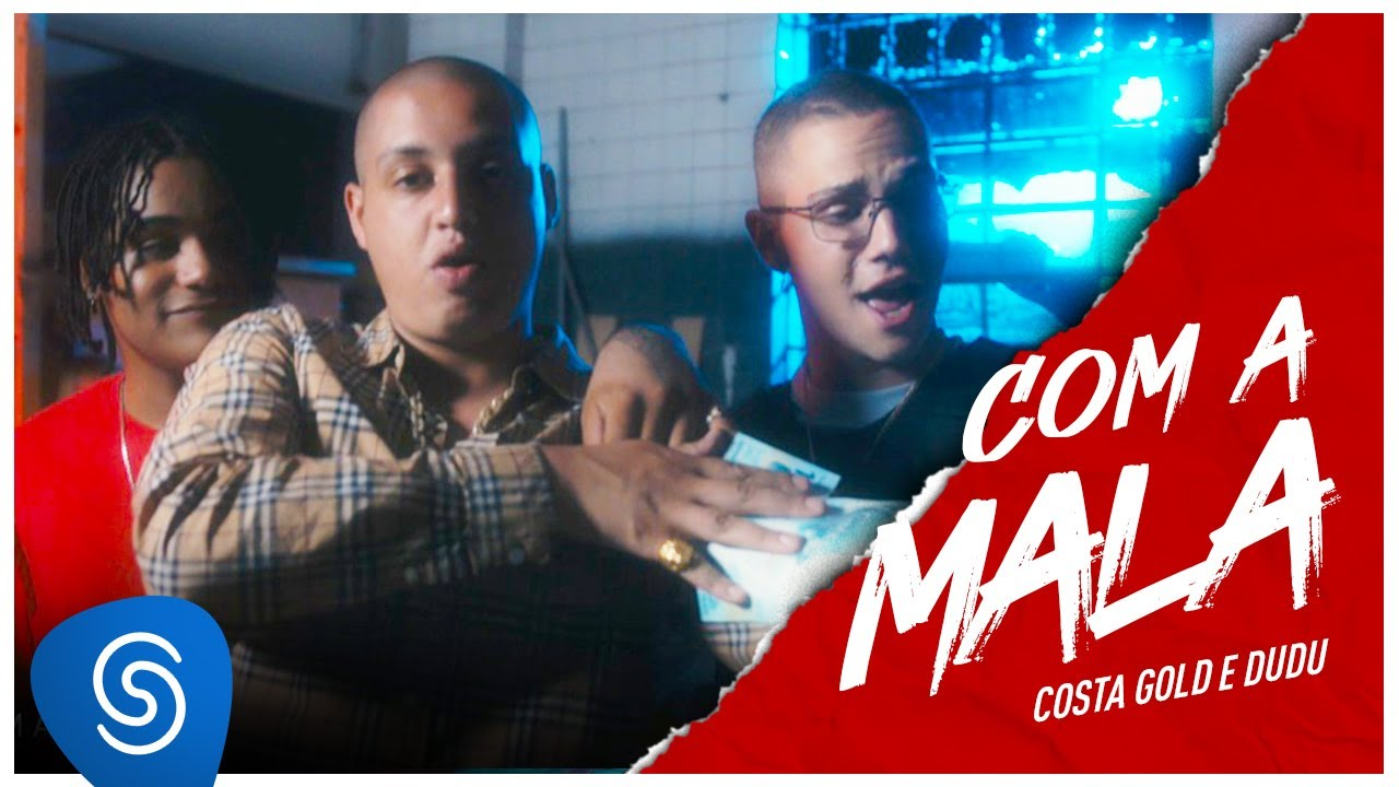 Costa Gold - Com a mala 💼 (feat. Dudu) [Prod. Nox e André Nine]