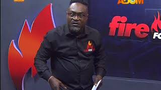 Fire 4 Fire on Adom TV (1-8-18)