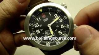 Victorinox Swiss Army Mach 4 IV Watch Review