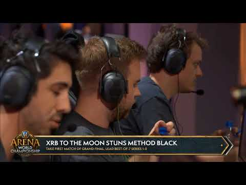 The Grand Final! WoW Arena Championship Summer Cup 2018 Day ! XRB to the Moon vs Method Black