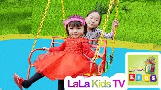Yes Yes Playground Song | Children Songs & Nursery Rhymes - LaLa Kids TV