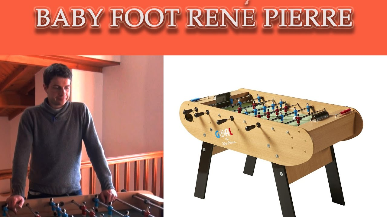 BABY FOOT René Pierre - YouTube 96620bdd1d1a