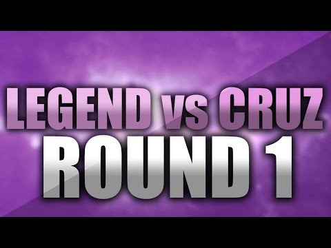 Legend VS Cruz Round 1 (Xbox Live Argument)
