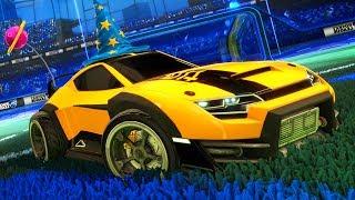 GOL FINAL INESPERADO!!! - Rocket League