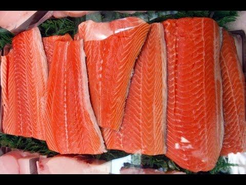 Как вкусно засолить красную рыбу (семгу)