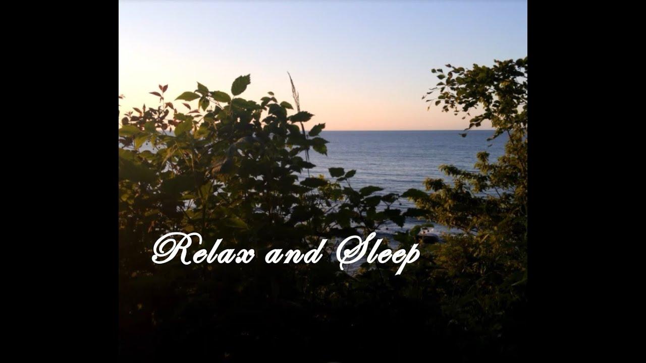Meditation und Entspannung - Musik mit Meeresrauschen