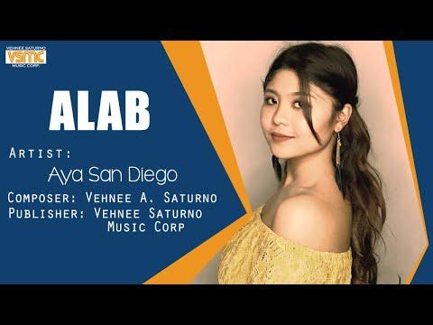 Aya San Diego - Alab (Official Lyric Video)